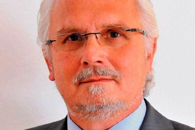 Uni Freiburg: Gunther Neuhaus ist neuer Vizerektor
