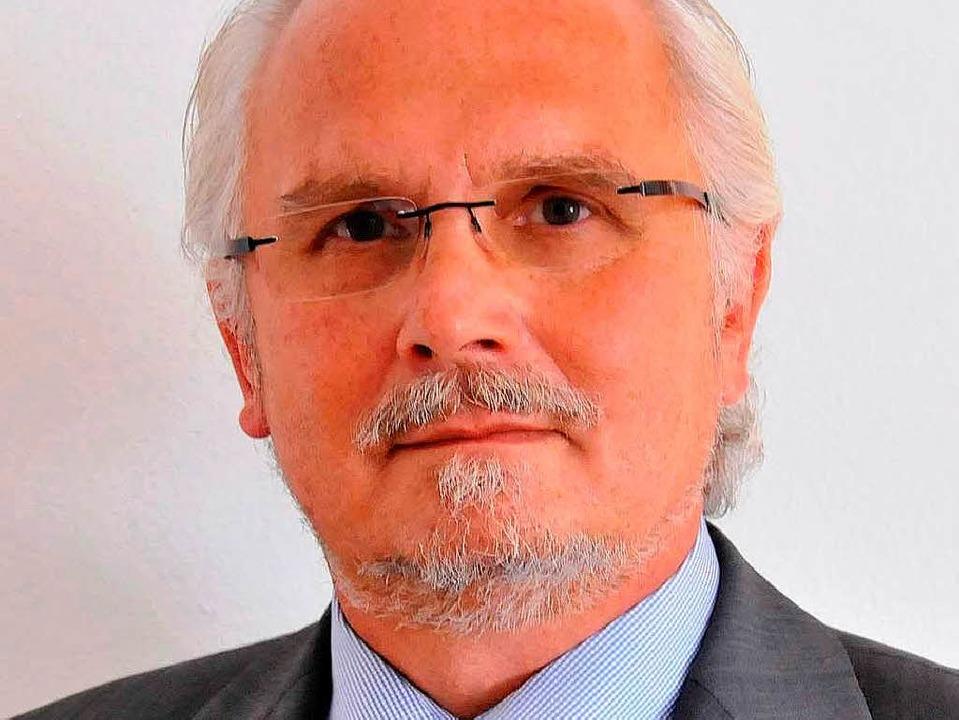 Gunther Neuhaus ist neuer Vizerektor der Universität Freiburg.  | Foto:  honorarfrei