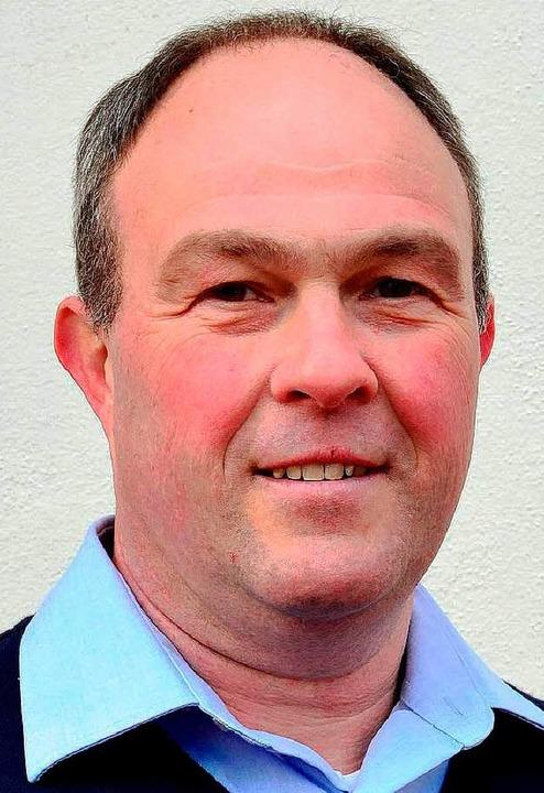 Jürgen Mayer Freie Wähler St. Blasien. Anja Keller  | Foto: Anja Keller