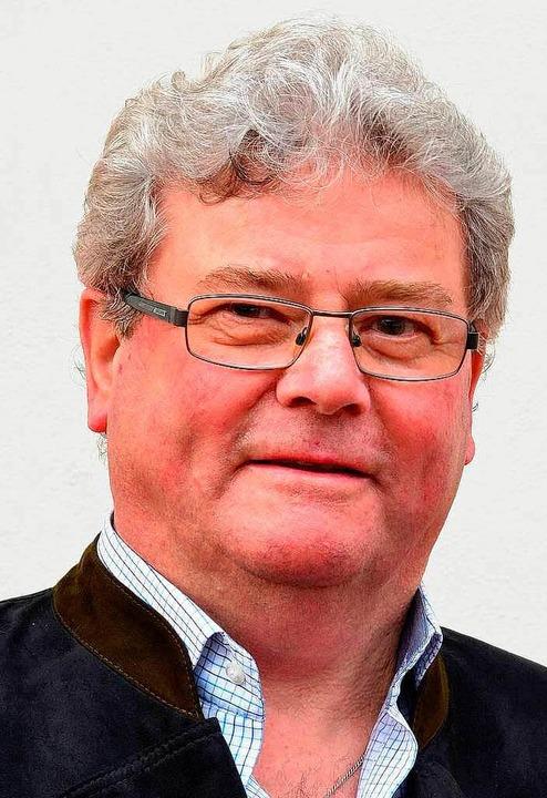 Manfred Leber Freie Wähler St. Blasien. Anja Keller  | Foto: Anja Keller