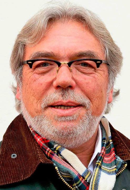 Christoph von Ascheraden Freie Wähler Blasien. Anja Keller  | Foto: Anja Keller