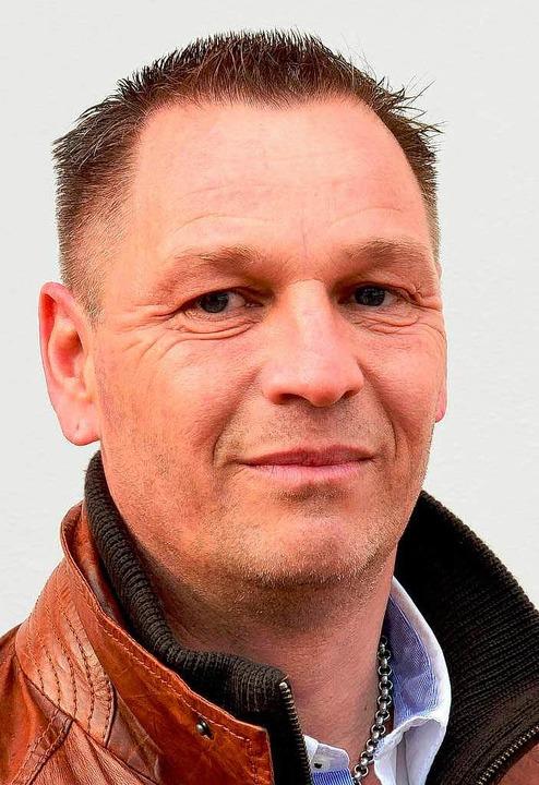 Claas Schmidt Freie Wähler St. Blasien. Anja Keller  | Foto: Anja Keller