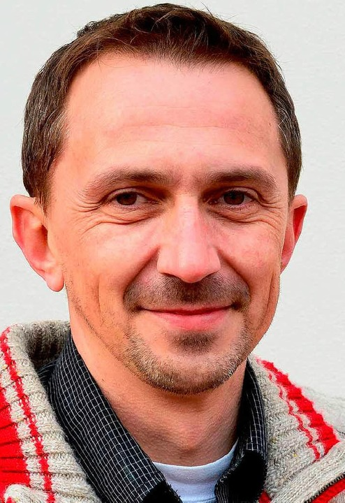 Thomas Zimmermann Freie Wähler St. Blasien. Anja Keller  | Foto: Anja Keller