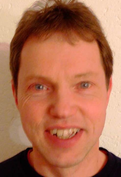 Lothar Ebner, Freie Bürgerliste Dachberg. privat    Foto: privat