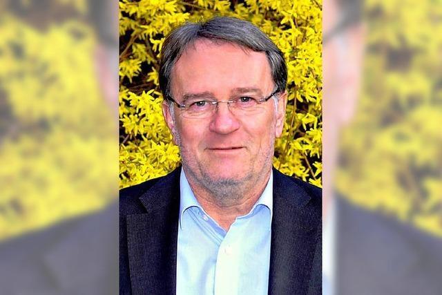 Wolfgang Dr. Burget (Eschbach)