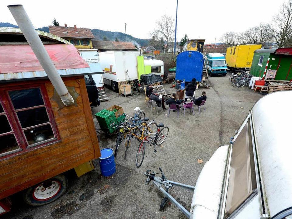 Wohin mit alternativen Wohnformen in Freiburg?  | Foto: Ingo Schneider