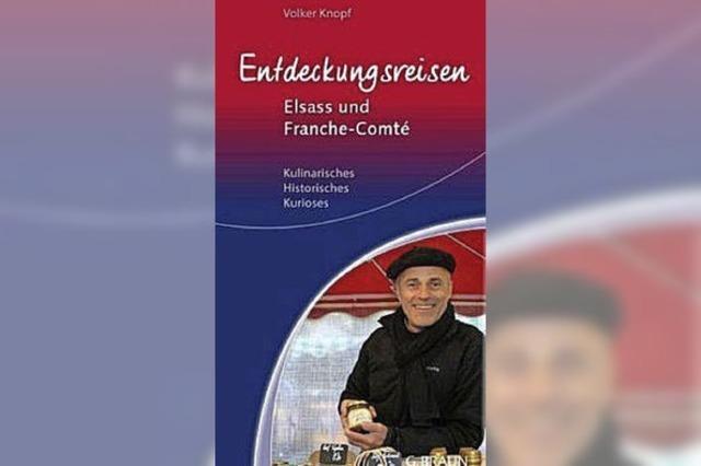 Entdeckungsreisen Elsass und Franche-Comté: Geheimnis gelüftet