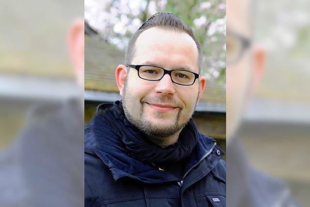 Christopher Scheer (Kandern)
