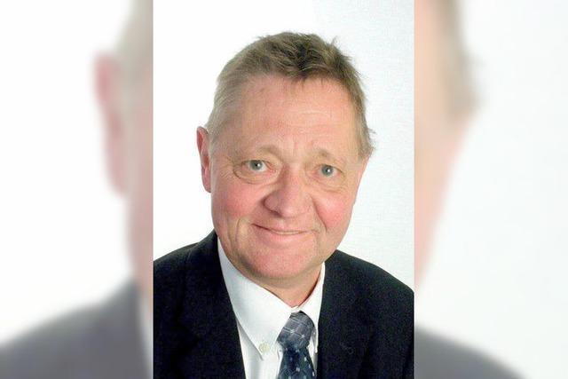 Gerhard Weber (Gundelfingen)