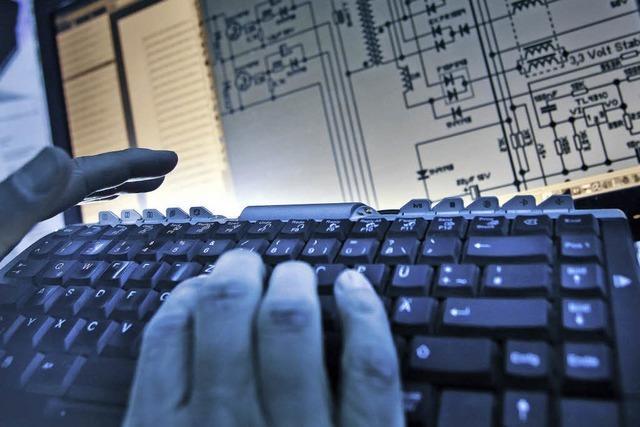 Computer-Kriminalität in Unternehmen: Thema beim Wirtschaftsgespräch
