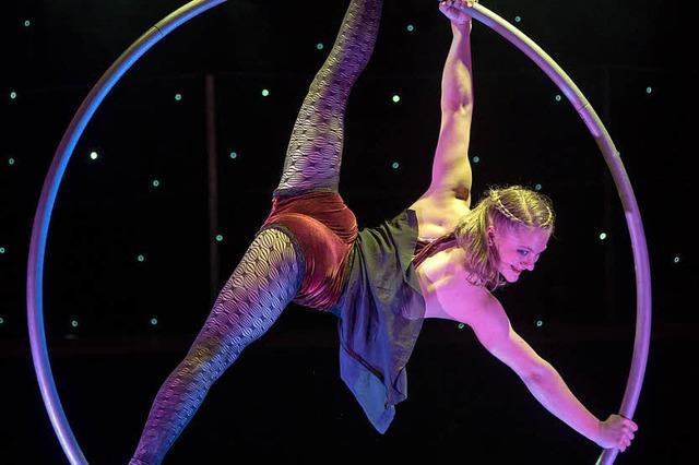 Schweizer Zirkusfestival in Basel