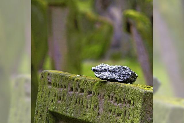 Jüdischer Friedhof von Worms: Ein Platz für die Ewigkeit