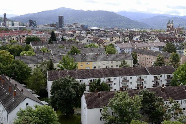 10.000 neue Bäume für Freiburg: Kann die Green City noch grüner werden?