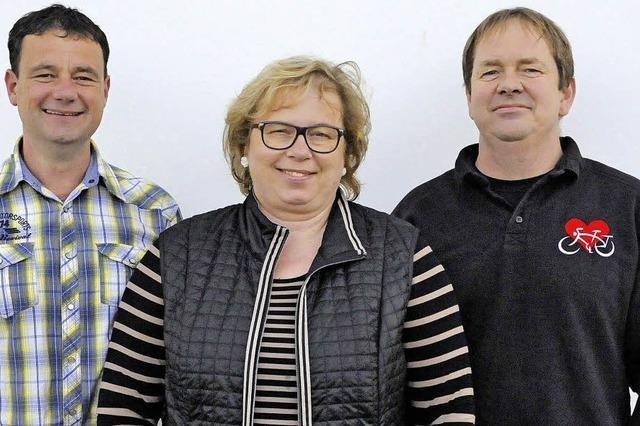Ein Trio führt nun den Denzlinger Gewerbeverein
