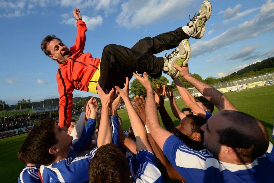 Der SV Waldkirch ist südbadischer Pokalsieger (Foto: Patrick Seeger)