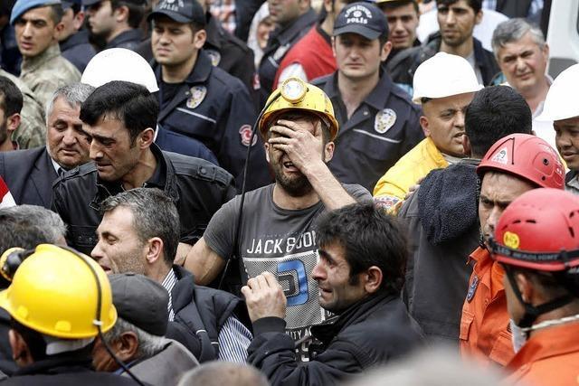 Grubenunglück schockt das ganze Land - Wut auf Erdogan
