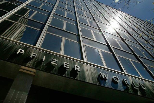 Übernahme Astra-Zeneca: Pfizer stößt auf Widerstand