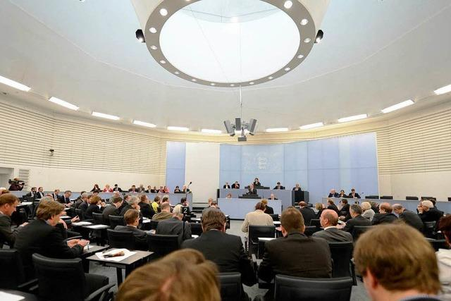Landtag will Altersversorgung und Übergangsgeld anpassen