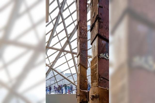 Ein Verbrechen wird besichtigt – das neue 9/11-Museum