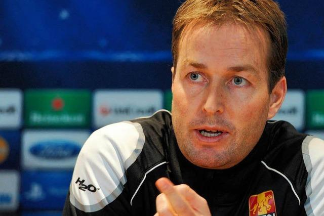 Däne Hjulmand wird neuer Trainer von Mainz 05