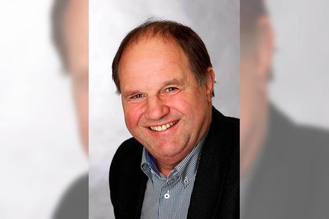 Horst Reinbold (Vörstetten)