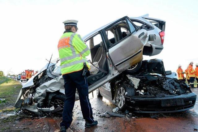 B31 bei Löffingen: Unfallfahrer außer Lebensgefahr – Details zur Ursache
