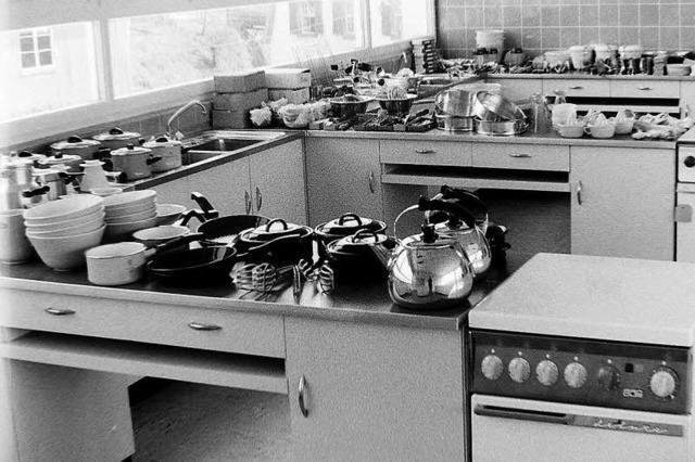 Wenn eine junge Frau vor 50 Jahren nicht kochen konnte