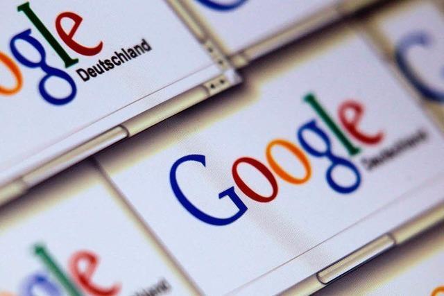 Google entwickelt Verfahren für Löschanträge