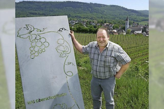 WG Oberschopfheim eröffnet einen Themenweg