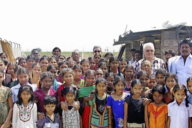 Erlös für Mädchen-Camp in Indien