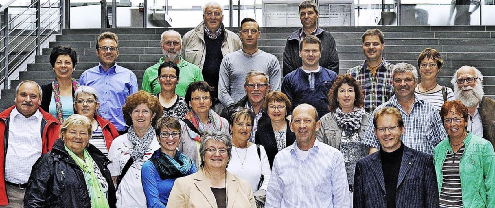 Bürgermeister und Ratsmitglieder aus G...Besuch in der Bundeshauptstadt Berlin.  | Foto: Privat