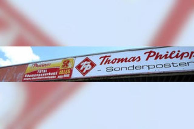 Für Thomas Philipps wird ein neuer Standort gesucht