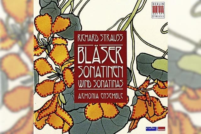 CD: KLASSIK: Musik aus der Werkstatt