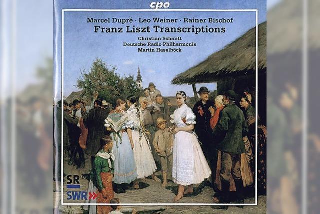 Franz Liszt: Musik aus dem Keller
