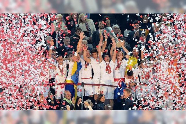 Weder Sevilla besiegt – noch den Guttmann-Fluch