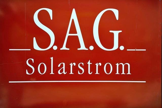 Freiburger Solarstrom AG entgeht der Zerschlagung