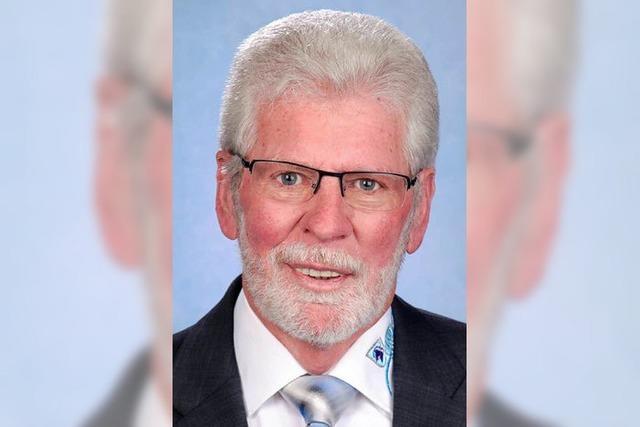 Gerhard Schuberth (Wehr)