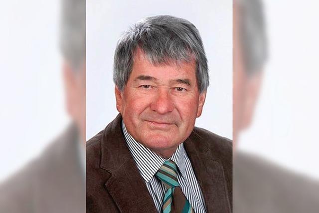 Hans-Peter Felber (Wehr)
