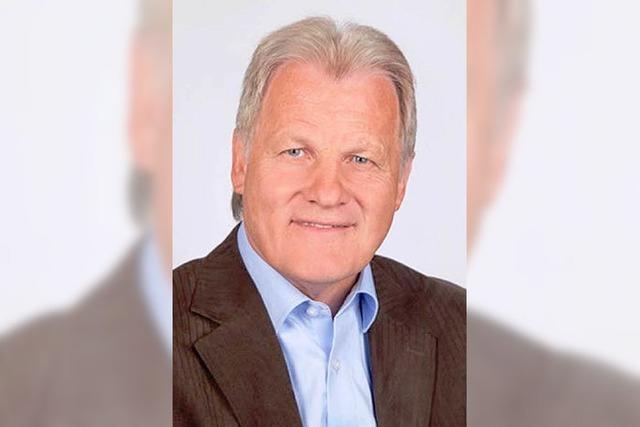 Wolfgang Fügle (Wehr)