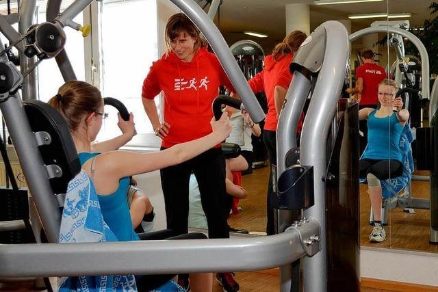 Pilotprojekt in Lörrach: Schulsport im Fitnessstudio