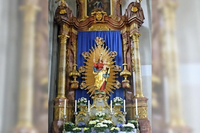 Kein Mai ohne Maria