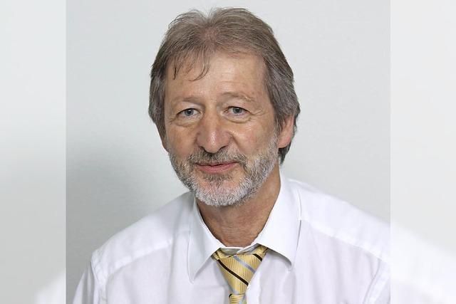 Ralph Bernhard als Vorsitzender Richter verabschiedet