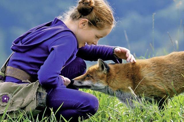 """Kinderkino in Freiburg: """"Der Fuchs und das Mädchen"""""""
