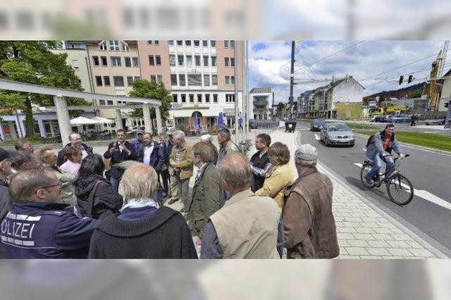 Bürgerverein will längere Rotphasen