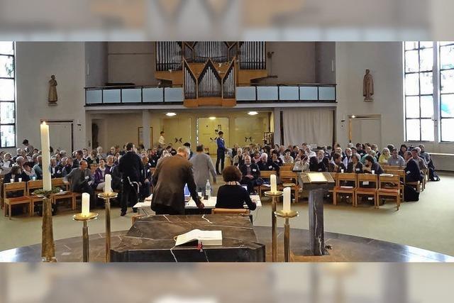Synode ganz im Zeichen von Neuwahlen