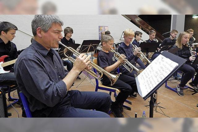 Zwei Konzerte in einem im Georg-Büchner-Gymnasium