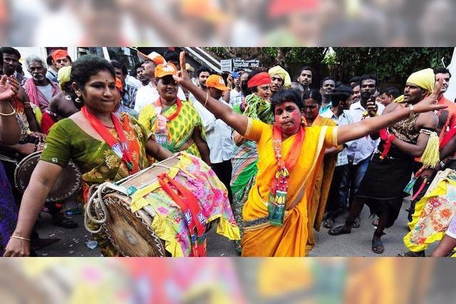 Beobachter fürchten um die demokratische Zukunft Indiens