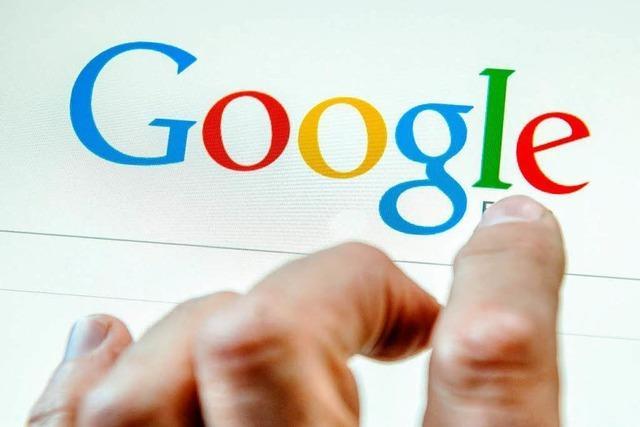 Google: Minister Gabriel fordert schärfere Regulierung