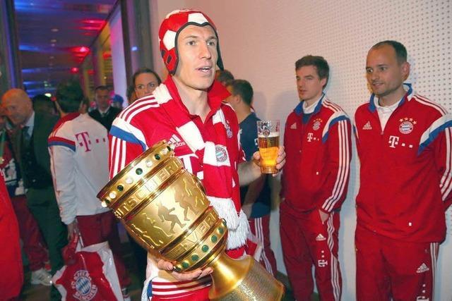 Triumph für FC Bayern: