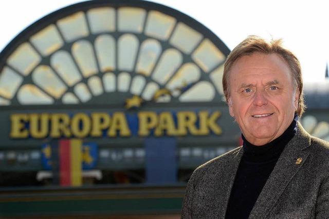 Europaparkbetreiber Roland Mack erhält den Deutschen Gastropreis